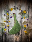 Spring Green -Hen Wing Whisk