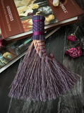 Mini Braided Rooster Tail - Lavender