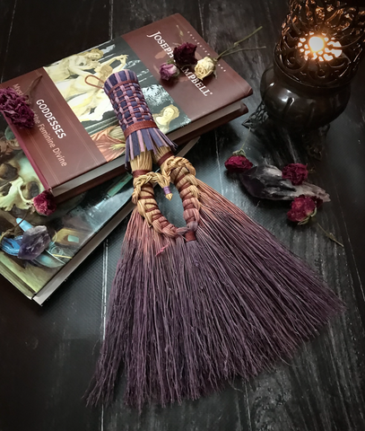 The Lover's Whisk - Lavendar and Pink
