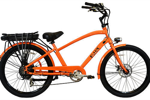 E-LUX NEWPORT LUXURY ELECTRIC BEACH CRUISER REVIEW