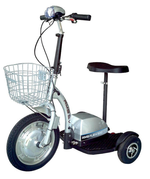 Rmb Ev Flex 500 Electric Tricycle Scooter Ebike Catalog