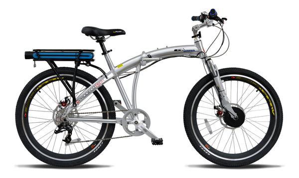 ProdecoTech Genesis 400 36v 400W 8 Speed Folding Electric Bicycle