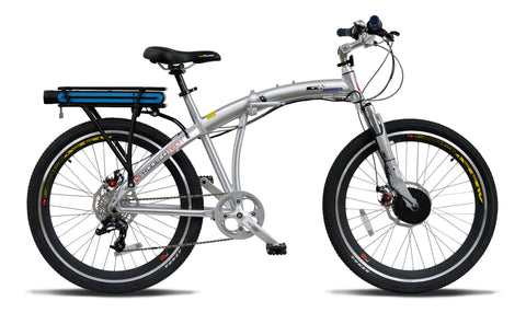 ProdecoTech Genesis 400 v5 36v 400W 8 Speed Folding Electric Bicycle