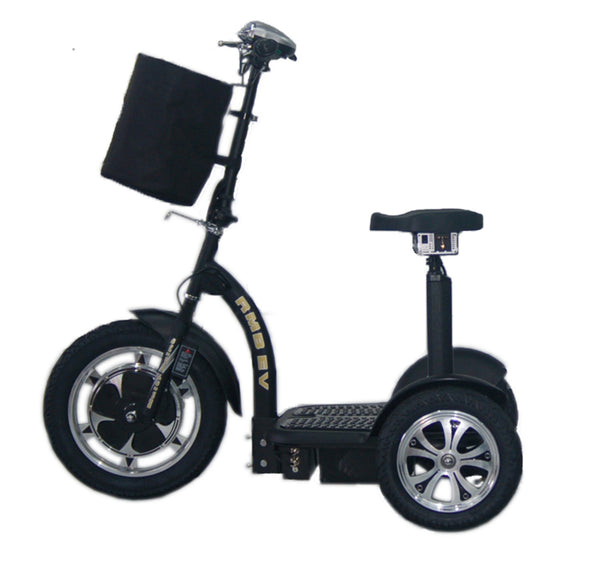 RMB EV Multi-Point Electric Tricycle Scooter