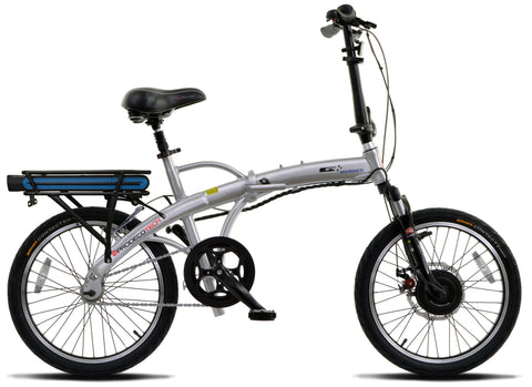 ProdecoTech Mariner LD v5 36V 200W 1 Speed Folding Electric Bicycle