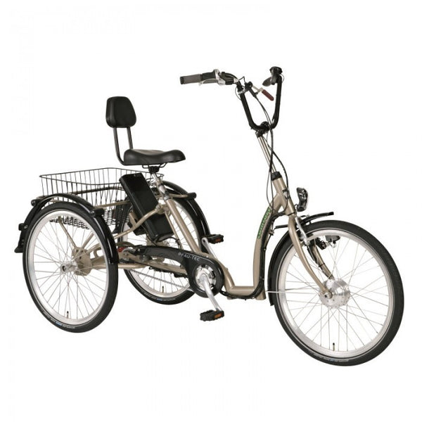 PFIFF - Comfort 24 Ansmann Electric Tricycle - EBike Catalog