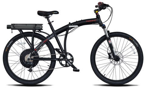 ProdecoTech Phantom X2 v5 36V 500W Electric Bicycle