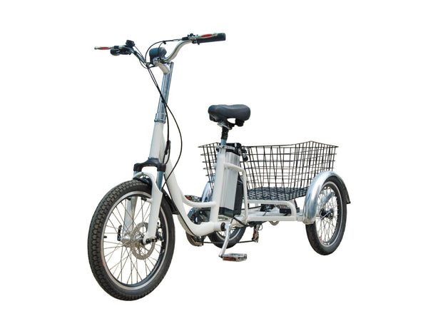 RMB EV Libert-E Electric Tricycle