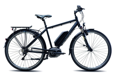 Steppenwolf - Transterra M.E1 Electric Bicycle - EBike Catalog - 1