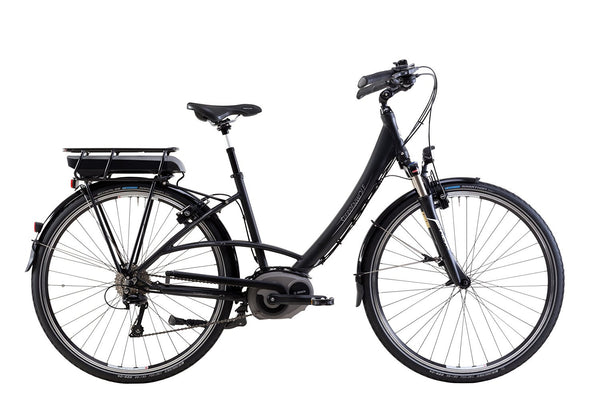 Steppenwolf - Transterra Wave E1 Electric Bicycle - EBike Catalog - 1