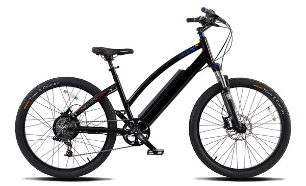 ProdecoTech Genesis R Electric Step Through Bicycle