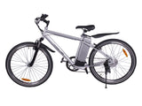 X-Treme - Alpine Trails Electric Bike - Affordable Pedal Assist/Twist Throttle Mountain Bike - EBike Catalog - 2