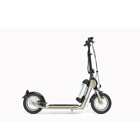Zumaround - MiniZum Foldable Electric Push Scooter - EBike Catalog - 1