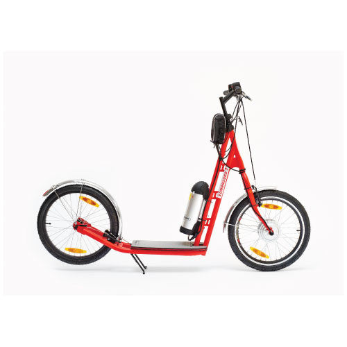Zumaround - Zum Electric Push Scooter - EBike Catalog - 1