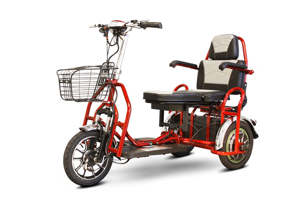 EWheels - EW-02 - Electric 3 Wheel Bike / Trike