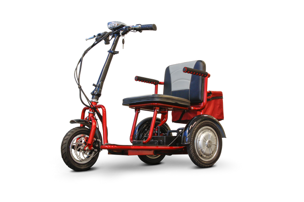 EWheels - EW-04 Mini Scooter - Electric 3 Wheel Bike / Trike