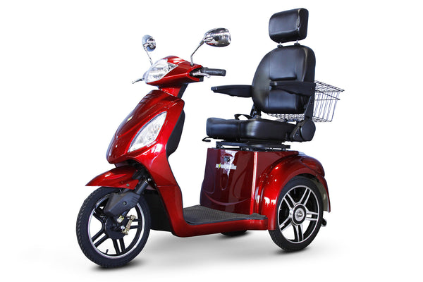 EWheels - EW-36 Elite - Electric 3 Wheel Bike / Trike