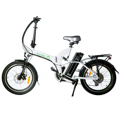 Green Bike USA - GB3 - Folding Electric Bike - EBike Catalog - 1