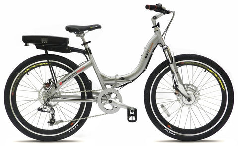 ProdecoTech Stride 300 v5 36v 300W 8 Speed Folding Electric Bicycle