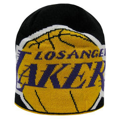 NBA Los Angeles Lakers Adidas 2014 Draft Toque