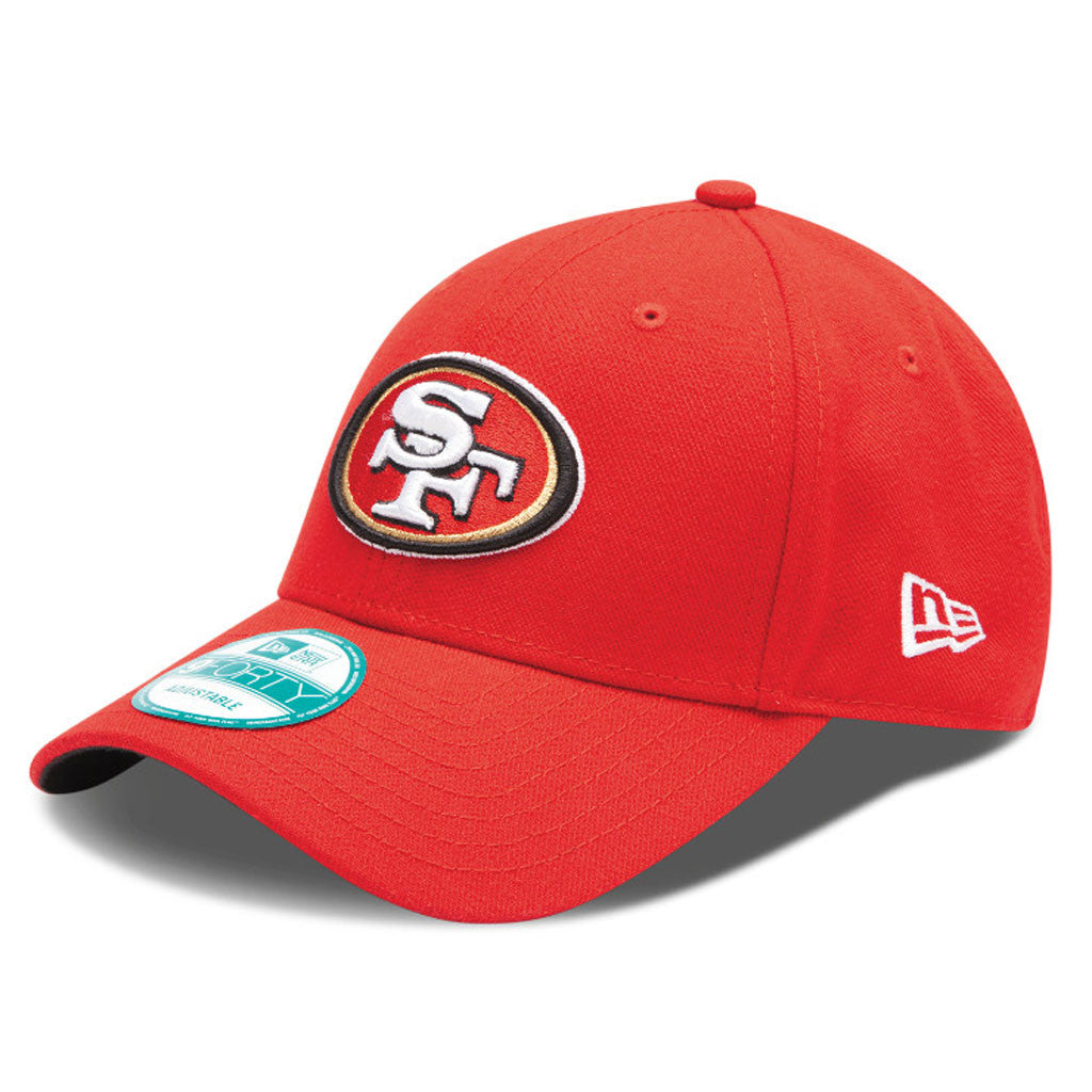 NFL San Francisco 49ers New Era 9Forty Cap