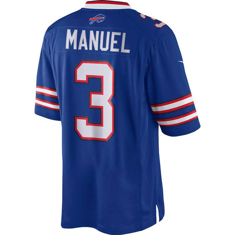 NFL Buffalo Bills Nike Limited Jersey - Manuel