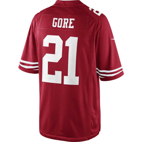 NFL San Francisco 49ers Nike Limited Jersey - Gore