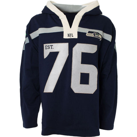 NFL Seattle Seahawks  Old Time Football All Pro Hoody