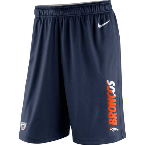 NFL Denver Broncos Nike Men's Practice Fly 3.0 Short