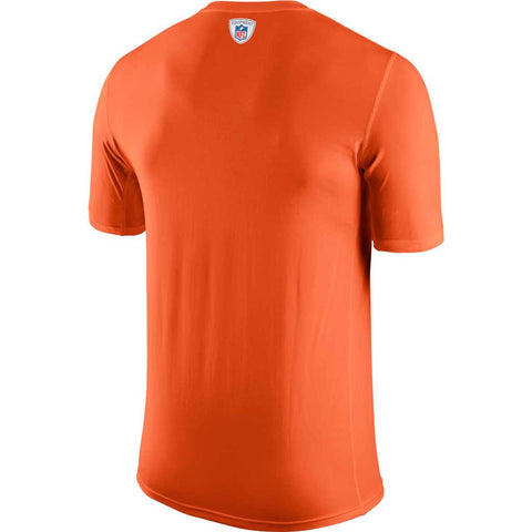 NFL Denver Broncos Nike Men's Legend Staff Practice Tee