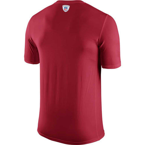 NFL San Francisco 49ers Nike Men's Legend Staff Practice Tee