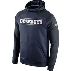 NFL Dallas Cowboys Nike Championship Drive Pullover Fleece Hoodie