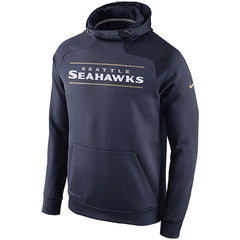 NFL Seattle Seahawks Nike Championship Drive Pullover Fleece Hoodie
