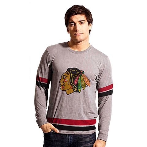 NHL Chicago Blackhawks  Scrimmage Long Sleeve