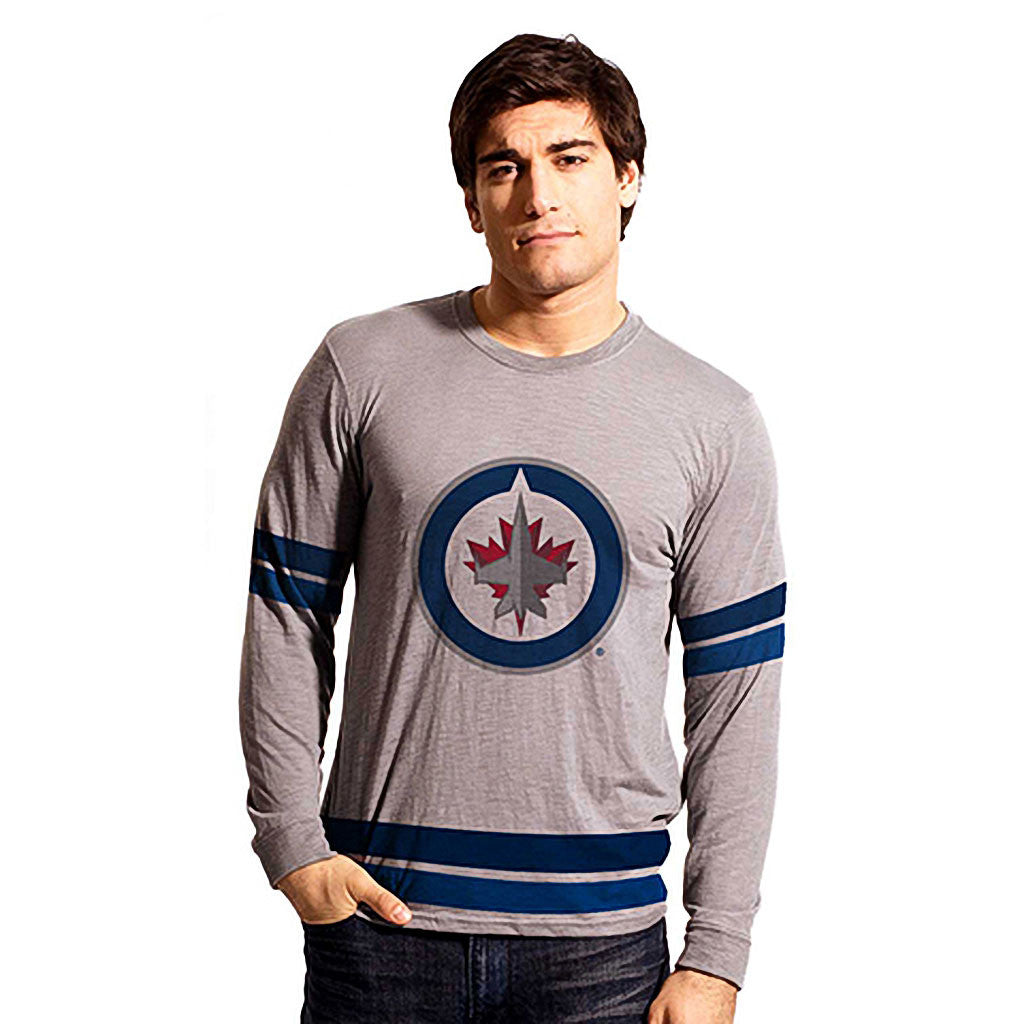 NHL Winnipeg Jets Scrimmage Long Sleeve