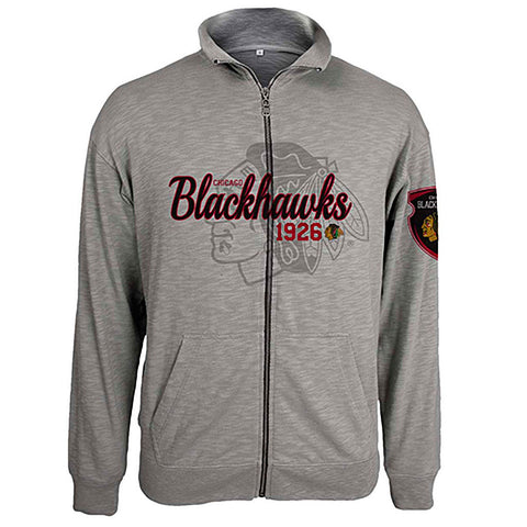 NHL Chicago Blackhawks  Tried and True Full Zip Jacket
