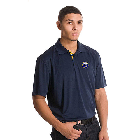 NHL Buffalo Sabres Helium Sliced Polo