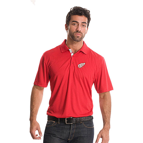 NHL Detroit Red Wings Helium Sliced Polo