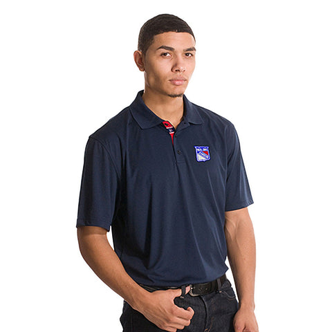 NHL New York Rangers Helium Sliced Polo