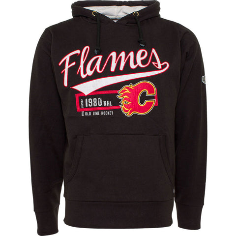 NHL Calgary Flames Old Time Hockey Hartland Pullover Hoody