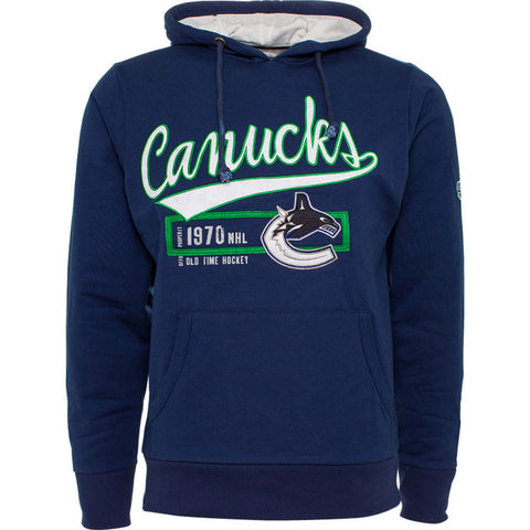 NHL Vancouver Canucks Old Time Hockey Hartland Pullover Hoody