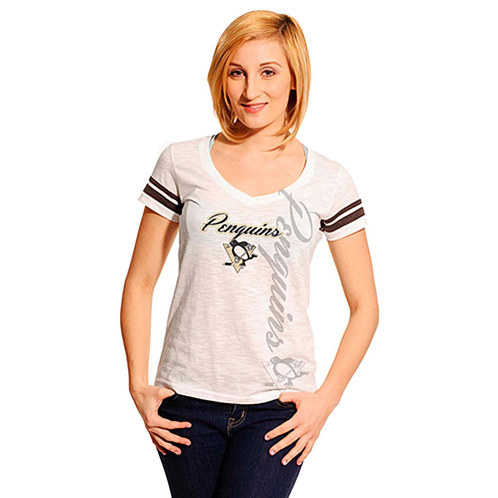 NHL Pittsburgh Penguins Women's Fanatic Frenzy Tee