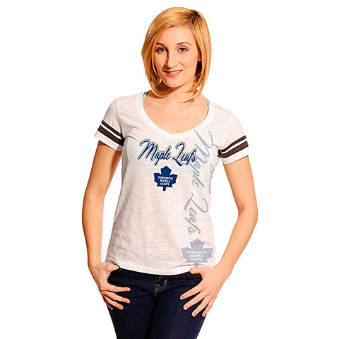 NHL Toronto Maple Leafs Women's Fanatic Frenzy Tee
