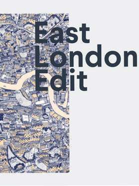 no+mi London East London Christmas Edit
