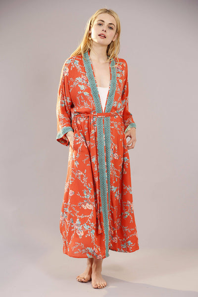 Long Kimono by Verry Kerry / Parisian Rouge