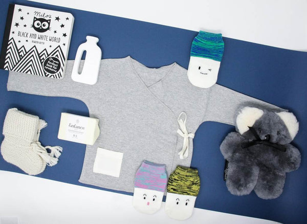 Baby gift set - The Supreme Winter box