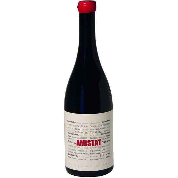 Amistat rouge 2015 Languedoc Roussillon - wine- french-Lik Tin Century