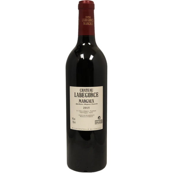Château Labégorce 2015 - wine- french-Lik Tin Century