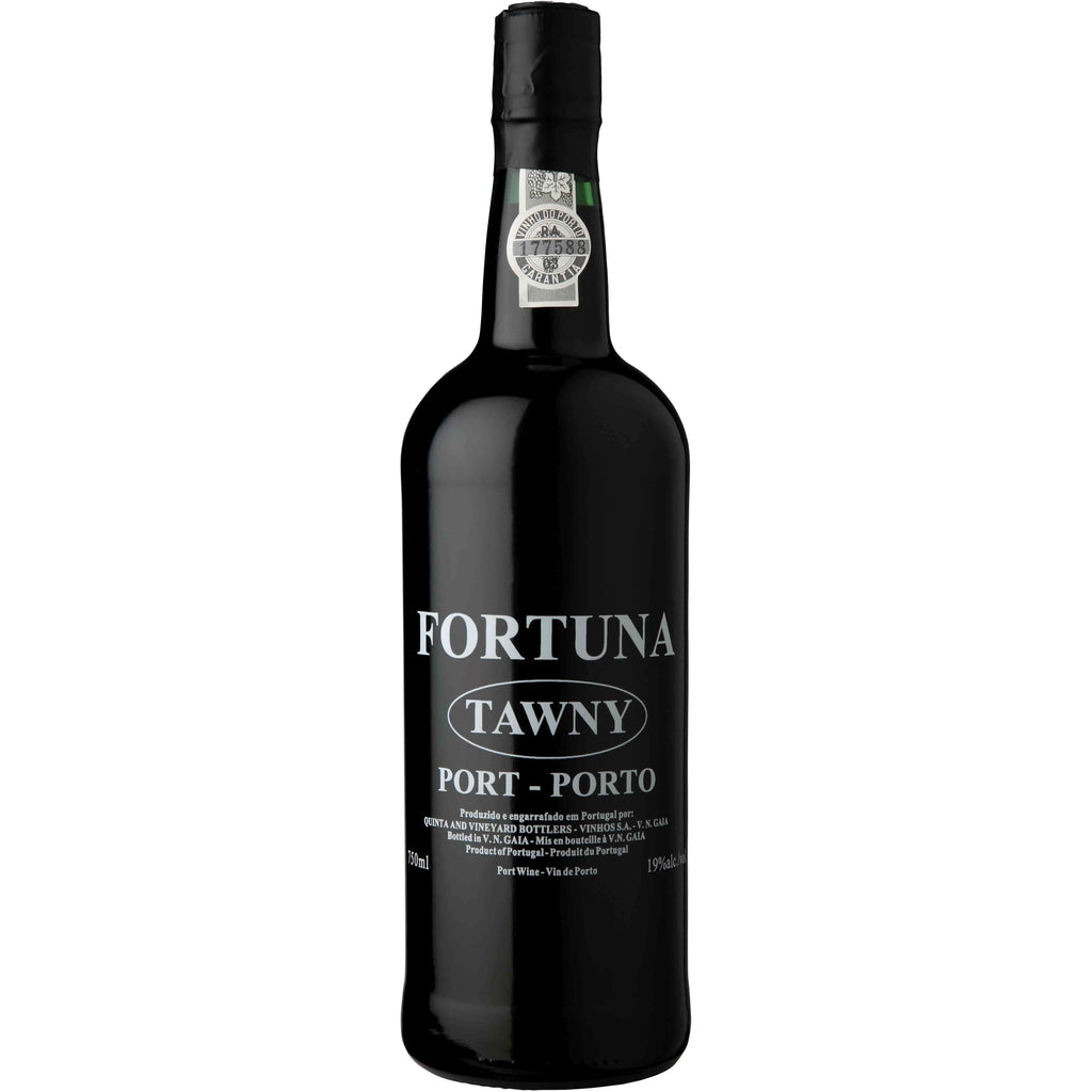 Fortuna Tawny Port - wine- french-Lik Tin Century