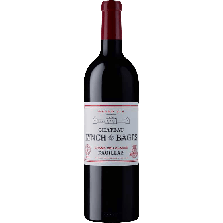 Chateau Lynch Bages 2011 5eme Cru 靚茨佰 - wine- french-Lik Tin Century